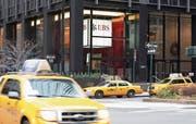 Nachwehen der Finanzkrise: Der UBS droht in den USA eine Milliardenbusse. (Bild: Imago/Geisser (New York, 27. Dezember 2011))