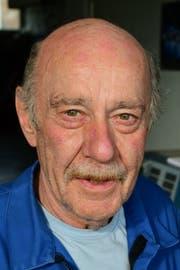 Heinz Soller. (Bild: Werner Lenzin)