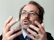 Der suspendierte Chefermittler Olivier Thormann. (Bild: KEYSTONE/JEAN-CHRISTOPHE BOTT)