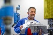 Die Ostschweizer Industrie spürt eine Abschwächung der Dynamik im Euroraum. (Bild: PD)