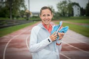 Selina Büchel Läuferin vor dem Saisonstart. (Bild: Ralph Ribi)