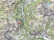 Die Alp Zingel oberhalb von Grafenort, Wolfenschiessen. (Bild: Swisstopo)
