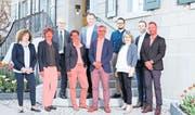 Im Gemeinderat stellen sich Ursula von Burg-Hess, Katja Diethelm, Markus Bänziger und Martin Hofstetter nicht mehr der Wiederwahl. (Bild: PD)