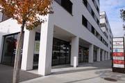 Die Rhenusana hat im Erdgeschoss an der Widnauerstrasse 6 in Heerbrugg die ganze verbleibende Gewerbefläche mit total 500 Quadratmetern gemietet. (Bild: Susi Miara)