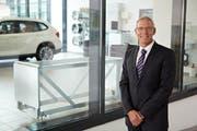 Aktueller und künftiger Chef des BMW-Händlers Kurt Steiner: Paul Gabriel. (Bild: PD)