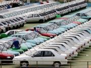 Der chinesische Automarkt könnte 2018 erstmals seit Jahren schrumpfen. (Bild: KEYSTONE/AP COLOR CHINA PHOTO)