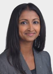 Finanzberaterin Barkavee Thiyagarajah