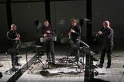 Das Arte-Quartett trat im Neubad als EW-4 auf. (Bild: PD)