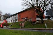 Die Frage, ob der Neubau der Schulanlage Acher aus Holz sein wird, wird sich noch klären. (Bild: Stefan Kaiser (Unterägeri, 5. Dezember 2018))