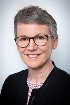 Lydia Hörler-Koller, Frau Hauptmann Appenzell