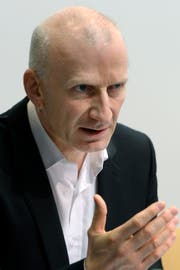 Frank Urbaniok must accept the critics. (KEYSTONE / Walter Bieri)