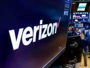 Der US-Telecomkonzern Verizon baut Tausende Stellen ab. (Bild: KEYSTONE/AP/RICHARD DREW)