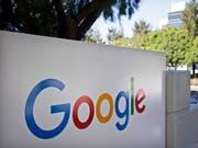 Das Online-Netzwerk Google Plus soll nach einer erneuten Datenpanne innert dreier Monaten dicht machen. (Bild: KEYSTONE/AP/MARCIO JOSE SANCHEZ)