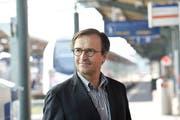 Umstritten: Romanshorns Stadtpräsident David H. Bon. (Archivbild: Donato Caspari)