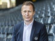 Sportchef Christoph Spycher: «Unsere Philosophie beruht auf Demut und Realitätssinn» (Bild: Keystone/PATRICK HUERLIMANN)