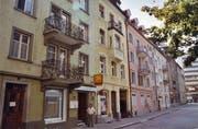 1981 öffnete die «Taverna El Greco» im Bleicheli. (Archivbild (2002))