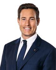 Etienne Schumpf ist neuer FDP-Fraktionschef. (Bild: PD)