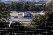Ein Masterplan soll nun die Ausbaumöglichkeiten der bestehenden Sportanlagen in Baar evaluieren. Dazu gehört auch das Areal Lättich. (Bild: Werner Schelbert (Baar, 18. September 2018))