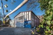 Das neue Lokal des Kulturzentrums Rümpeltum am Magniberg 5a. (Bild: Hanspeter Schiess, 12. Dezember 2018)