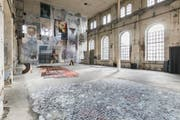 Juliette Uzors Installation «Piazzetta »im Kunstraum Dornbirn. (Bild: PD)