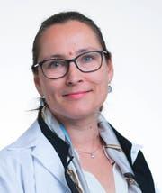 Dagmar Schmid, Leiterin der Klinik für Psychosomatik am Kantonsspital St.Gallen