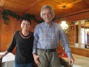 Seit vollen 30 Jahren führen Rosmarie Bicker und Reinhard Ahlmann das traditionsreiche Romantikrestaurant Bruggtobel in Mohren (Reute). (Bild: PE)