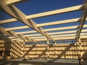 Knapp 43 Prozent des verarbeiteten Holzes stammt aus Obwalden. (Bild: PD)