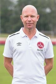 Manuel Klökler (44) arbeitete mit FCL-Trainer René Weiler unter anderem beim 1. FC Nürnberg in der 2. Bundesliga. Beim «Club» aus Franken war Klökler von November 2014 bis Mitte 2017 Co-Trainer. (Bild: 1. FC Nürnberg)
