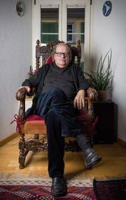 Ein facettenreicher Komponist: Enrico Lavarini. (Bild: Thomas Hary)