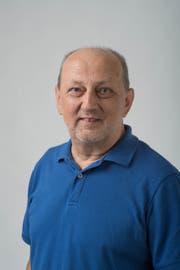 Bruno Arnold, Redaktionsleiter der Urner Zeitung