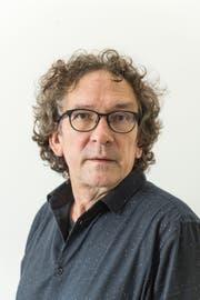 Visarte-Präsident und Künstler Josef Felix Müller. (Bild: Hanspeter Schiess)
