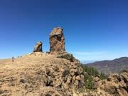Oder die Wanderung geht auf den Roque Nublo mit einer Höhe von 1813 Metern. (PD)
