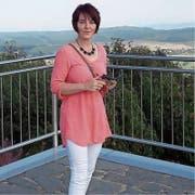 Doreen Pahlitzsch hofft auf diesem Weg ihre richtige Familie zu finden. (Bild: PD)