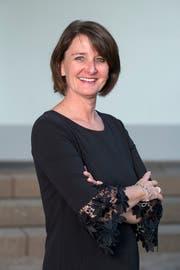 Esther Rüttimann (FDP) unterlag im Rennen ums Gemeinderäsidium nur knapp. ( Bild: Maria Schmid ( Steinhausen, 07. Oktober 2018 ))
