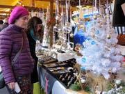 Das Angebot des Grabser Weihnachtsmarkts war vielfältig.
