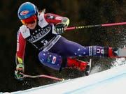 Mikaela Shiffrin gewann als siebte Athletin in allen Weltcup-Disziplinen ein Rennen (Bild: KEYSTONE/AP/GABRIELE FACCIOTTI)