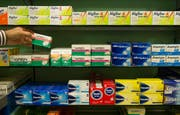 Migros möchte mehr Arzneimittel verkaufen. (Bild: Peter Schneider)