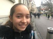 Laura Oss (14), Thal.