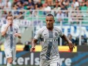 Eine Eskapade zu viel: Radja Nainggolan wurde von Inter Mailand suspendiert (Bild: KEYSTONE/AP/ANTONIO CALANNI)