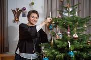 Pfarrerin Kathrin Bolt: «Weihnachten soll eine beschauliche Zeit sein.» (Bild: Urs Bucher)