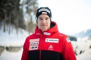 Dario Cologna. (Bild: Gian Ehrenzeller/Keystone (Davos, 14. Dezember 2018))