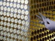 Fette Beute über die Festtage in Winterthur: Dieben gelingt es, Münzen im Wert 100'000 unbemerkt zu stehen. (Bild: KEYSTONE/AP/MATTHIAS SCHRADER)