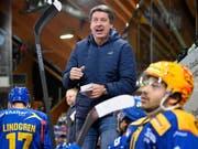 Führt Harijs Witolinsch den HC Davos auch am Spengler Cup zum Erfolg? (Bild: KEYSTONE/GIAN EHRENZELLER)
