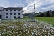 Das Gefängnis Gmünden steht vor unsicherer Zukunft. (Bild: Benjamin Manser)
