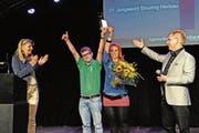 Mit Elan hat Monika Egli Veranstaltungen wie die Durchführung der einstigen Applaus-Nacht verantwortet. (Bild: APZ)