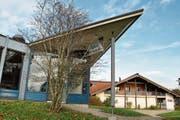 Das ehemalige Resorthotel in Mogelsberg ist seit 2009 geschlossen. Die Freizeit und Touristik Neckertal AG möchte den Beherbergungsbetrieb mit einem neuen Konzept wieder eröffnen. (Bild: Sabine Camedda)