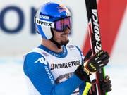 Dominik Paris gehört längst zu den besten Speed-Fahrern (Bild: KEYSTONE/ANTHONY ANEX)