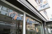 Schwyter eröffnet voraussichtlich im Januar eine Filiale am ehemaligen Standort der Bäckerei Egger. (Bild: Jolanda Riedener)