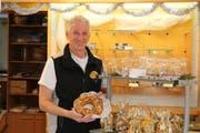 Bruno Willi schliesst sein Geschäft nach 36 Jahren. (Bild: Hannelore Bruderer)