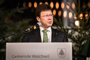 Tobias Hürlimann wird sich über Ämter hinaus seinem Dorf gegenüber verpflichtet fühlen. (Bild: Christian H. Hildebrand (Walchwil, 20. Dezember 2018))